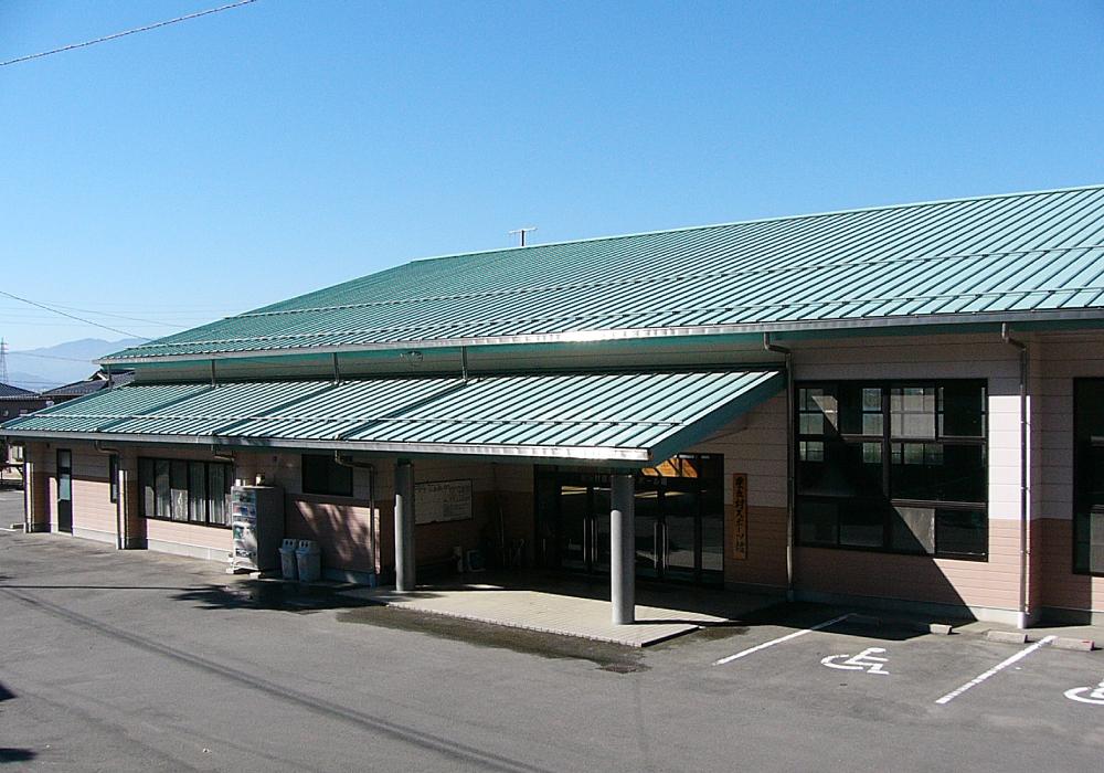 豊丘村スポーツ館